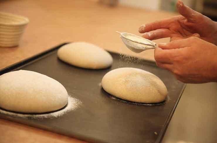 rozwiązania LG przydają się w piekarniach